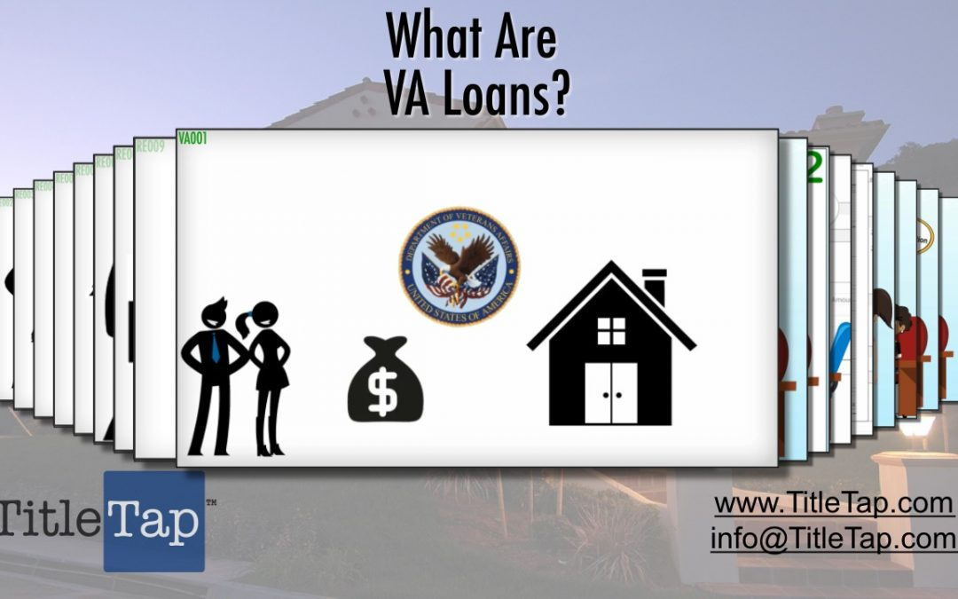 What Are The Major Types Of VA Loans?
