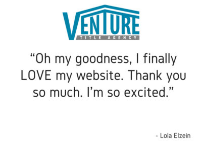 I finally LOVE my website!