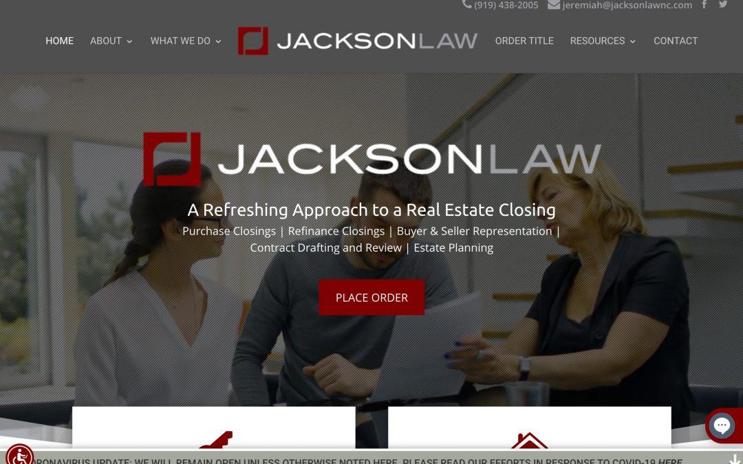 7 Best Solo & Partner Law Firm Website Examples