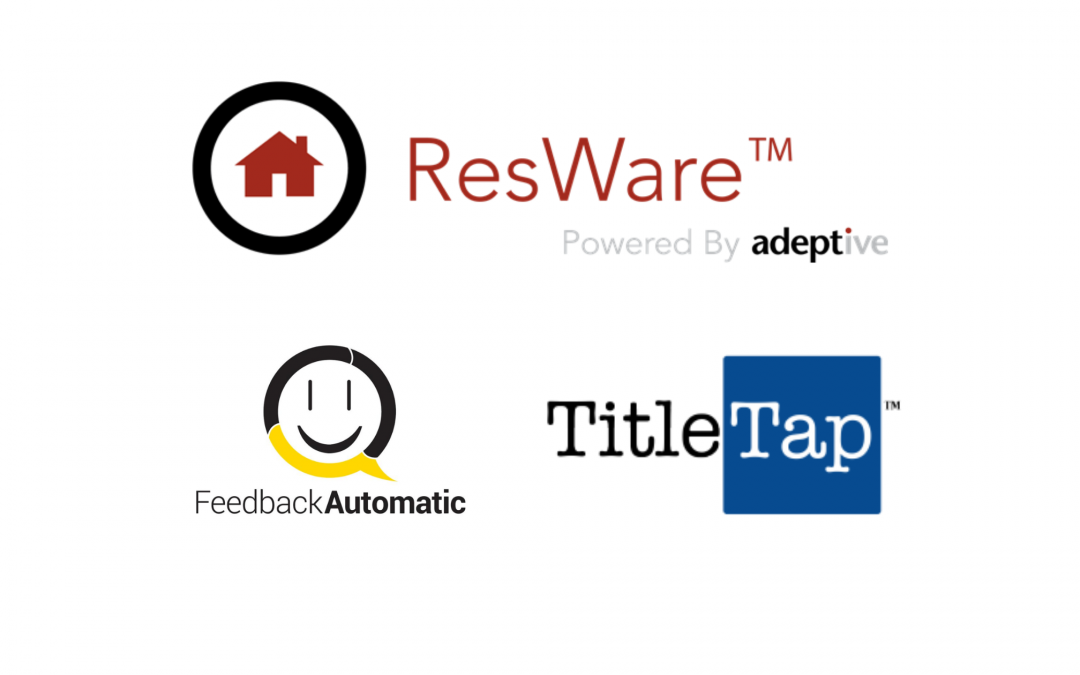 Adeptive Offers TitleTap's Feedback Automatic Platform in ResWare