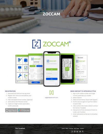 ZOCCAM 1